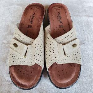Italian Comfort Sandal Flexus Spring Step